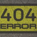 Ontdek 404 errors op jouw website