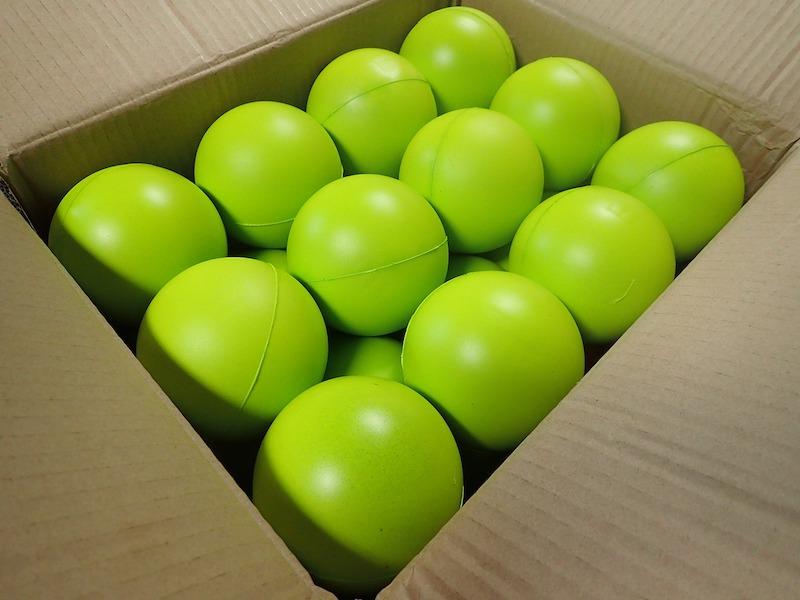 Heb jij al groene ballen?