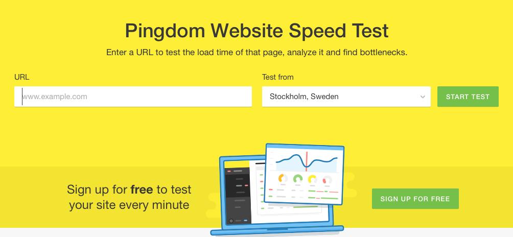 Hoe snel is jouw site?